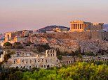 Athens is emerging from the financial crisis and provides a great city break