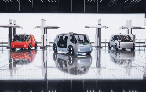 Jaguar Land Rover - Future Of Urban Mobility