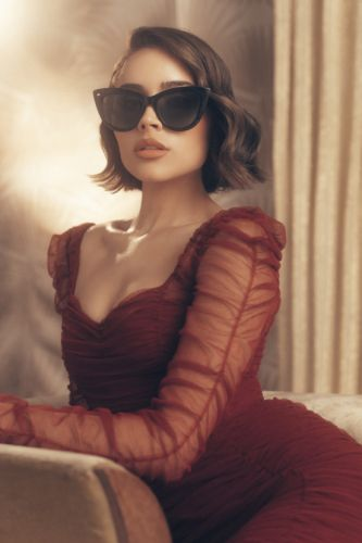 We Asked Olivia Culpo To Model Every Pair Of Sunnies In Her New Privé Rivaux Collection