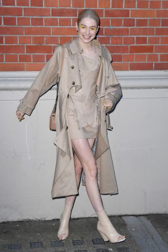 Um, Did Hunter Schafer Just Effortlessly Pull Off the Infamous 'Stick of Butter' Aesthetic?