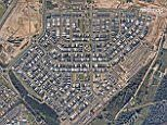 Aerial photographs show expansion in Australia's suburbs