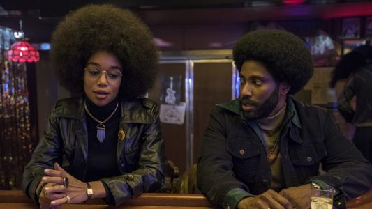 The 'BlacKkKlansman' Costume Designer Drew Inspiration From Female Leaders of the Black Power Movement