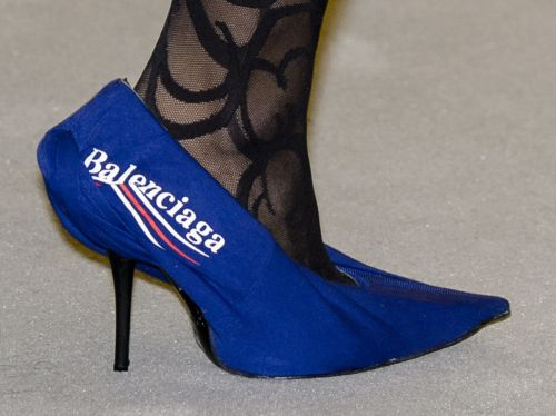 That Balenciaga Bernie Sanders Logo Was Not, In Fact, Inspired by Bernie Sanders