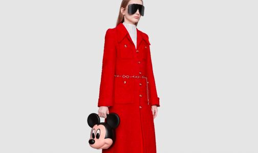 Fashion Obsessions: Off-White KL Edition Collection, Gucci's Mickey Mouse bag, and more