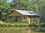 Devon lodges promise to whisk stressed holidaymakers to a state of calm