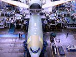 Airbus releases fascinating time-lapse video showing how it assembles its brand new A330neo