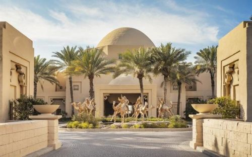 One and Only Royal Mirage Dubai truly lives up to its name as an Oasis in the city