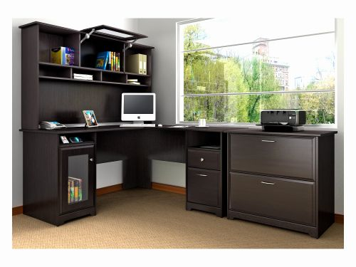 30 New L Shaped Office Desk with Hutch Pics
