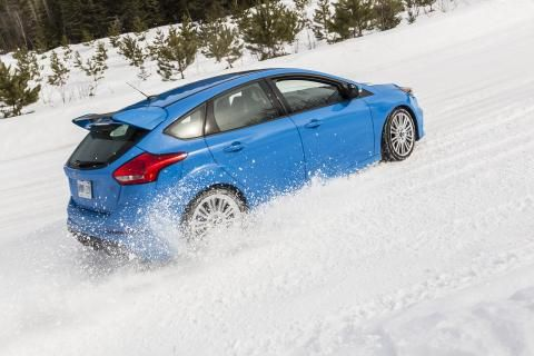 Discovering the unexpected joy of winter driving