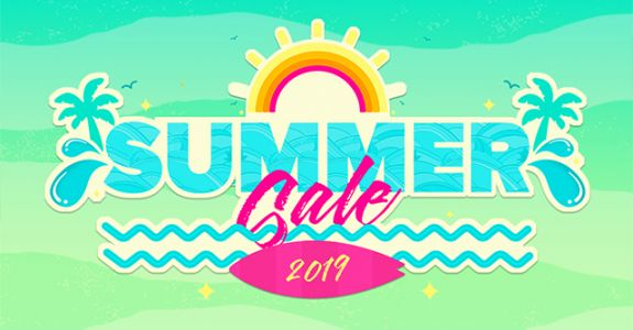 SUMMER SALE 2019 IS HERE!