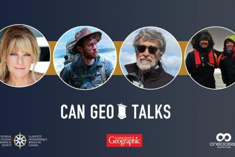 Can Geo Talks: Fall 2019