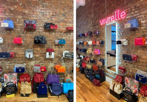 When It Comes To Designer Handbags, Borrowing Is The New Buying