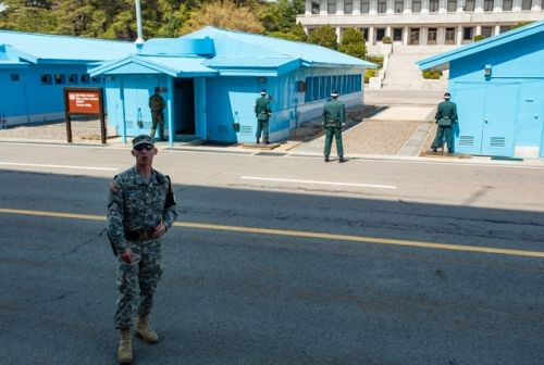 What It's Like to Be a Tourist in a War Zone: Inside a Visit to the DMZ From South Korea