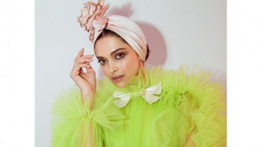 Cannes 2019: Deepika Padukone in lime tulle dress is making the French Riviera go speechless. See pics