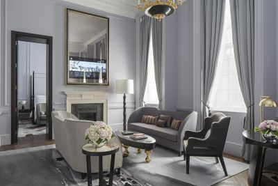 5 Reasons To Visit Four Seasons Hotel London At Ten Trinity Square
