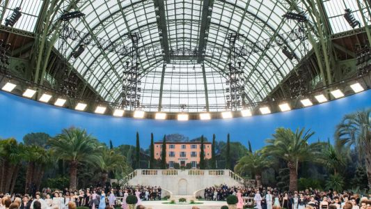 Tweed, tulle and taffeta: Day 2 at Paris Couture Week was packed with everything sleek