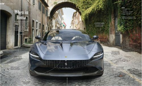 Live Life La Dolce Vita with Ferrari's Newest Model