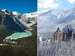 Year round adventures await you in the historic Canadian town of Banff