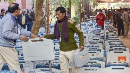 Assembly Elections 2018: Poll percentage dips in Mizoram, goes up in Madhya Pradesh