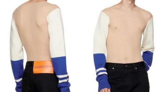 People are paying Rs 2 lakh for a sweater to just go topless