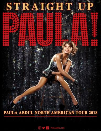 Paula Abdul - Tour Celebrating 30 Years As A Pop And Dance Icon