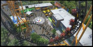 Steel Curtain Coaster Named for NFL Team