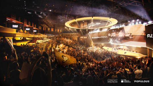 New $50 Million Esports Arena to Be Built in Philadelphia