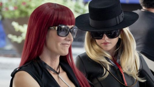 Kristen Stewart and Laura Dern Wear Early-2000s Costume National and Jean Paul Gaultier in 'J.T. LeRoy'