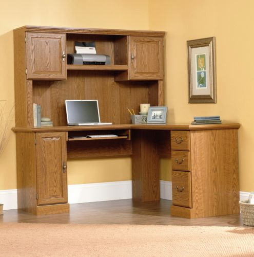 30 Elegant Sauder Computer Desk with Hutch Images