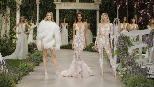 Spanish Heritage Bridal Brand Pronovias is Ready to Conquer the U.S. Bridal Market