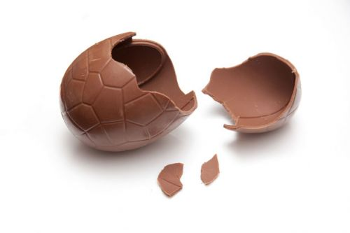 Jim Kayes' Blog: The leftover Easter egg in the cupboard