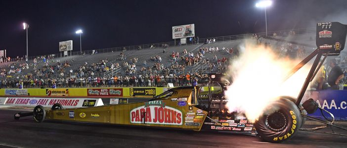 Mopar®/Dodge Notes & Quotes: Fall Nationals, Ennis, Texas Capps Holds the Points Lead
