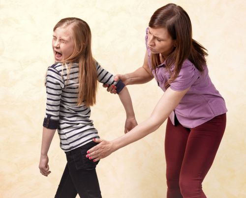 Smacking children should be banned in the rest of the UK too