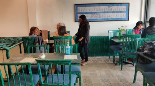 Cafe Turtle opens its door for book lovers once again in Delhi's Khan Market