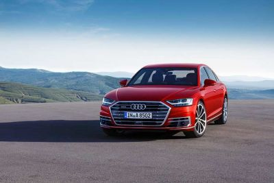 The New Audi A8 - Luxury Class Redefined