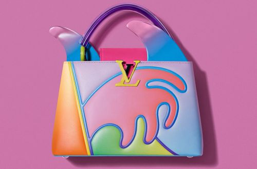 Louis Vuitton Arty Capucines collection is finally here and it's highly limited