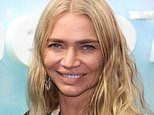 Former model and pub owner Jodie Kidd talks about skinny-dipping in the Maldives
