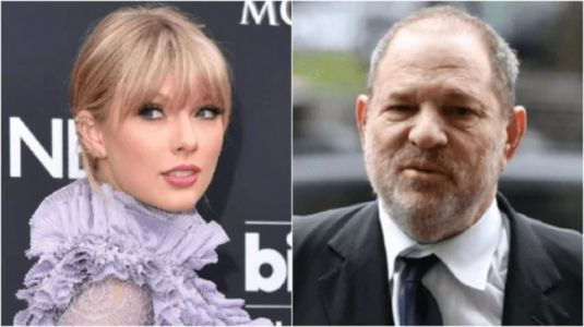 Taylor Swift on Harvey Weinstein: I never hung out with him because he gave me a vibe