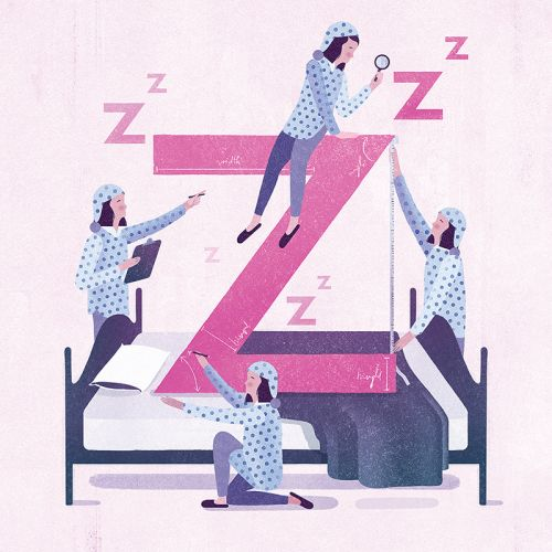 Can't Sleep? Maybe You're Overthinking It