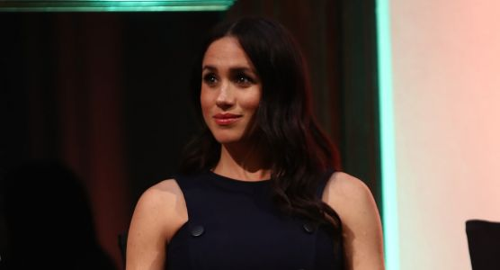 Meghan Markle Wore a Thing: Antonio Berardi Midi Dress in New Zealand Edition