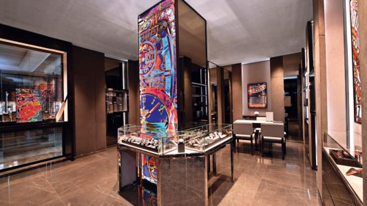 Hublot launches their first watch boutique in India at Palladium Mall in Mumbai