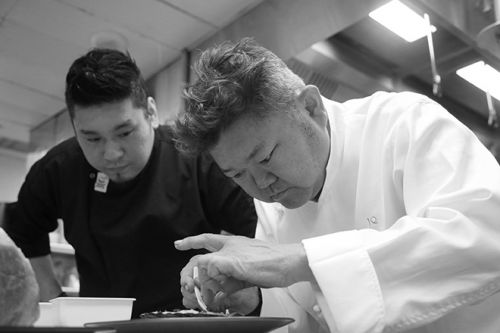 Justin Quek Details His Three-Decade Journey to Culinary Success