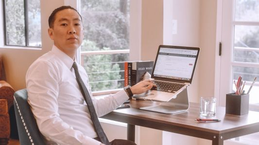 Brad Ahn Of Ahn Fire Digital On Leveraging The Power Of The Internet To Attain Phenomenal Success