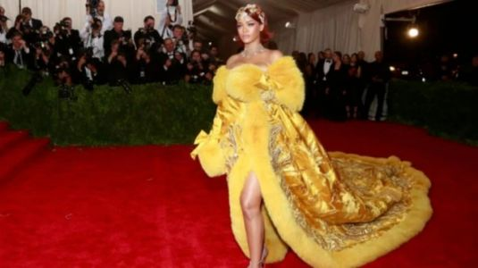 Rihanna reveals she felt like a clown in 2015 Met Gala cape gown: I remember being so scared