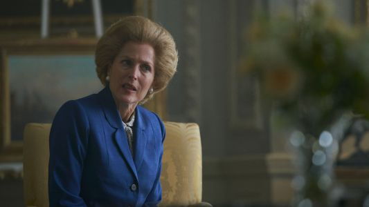 Thatcher Meets The Queen In The New The Crown Trailer
