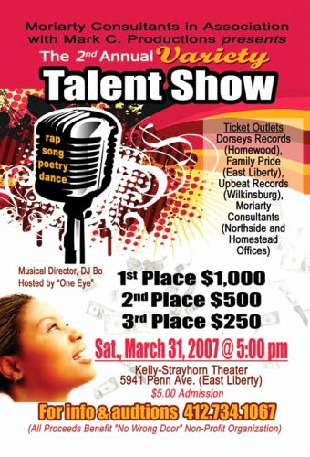 30 Elegant Talent Show Flyer Template Pictures