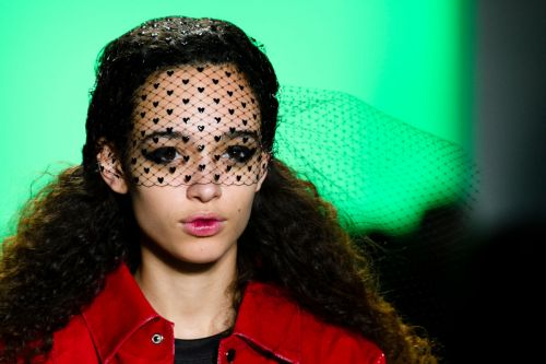 Quirky, Unexpected Hair Accessories Are All Over the Fall Runways