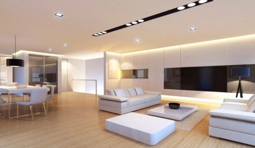 20 Lovely Living Room Recessed Light Images