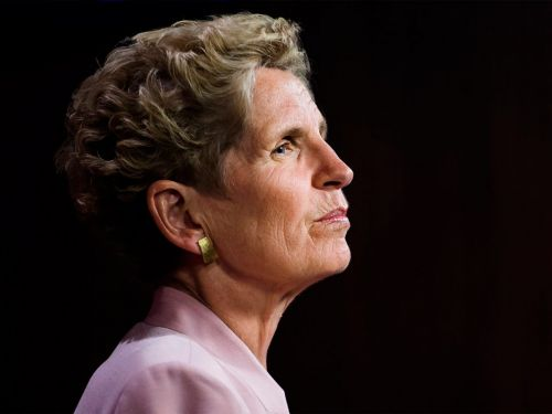 Was Kathleen Wynne's Concession A Power Move Or A Desperate Act?