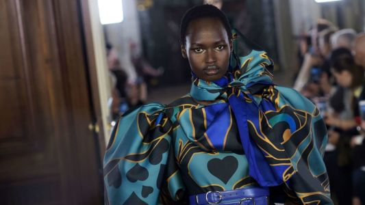 See Every Look From Elie Saab's Fall 2019 Collection